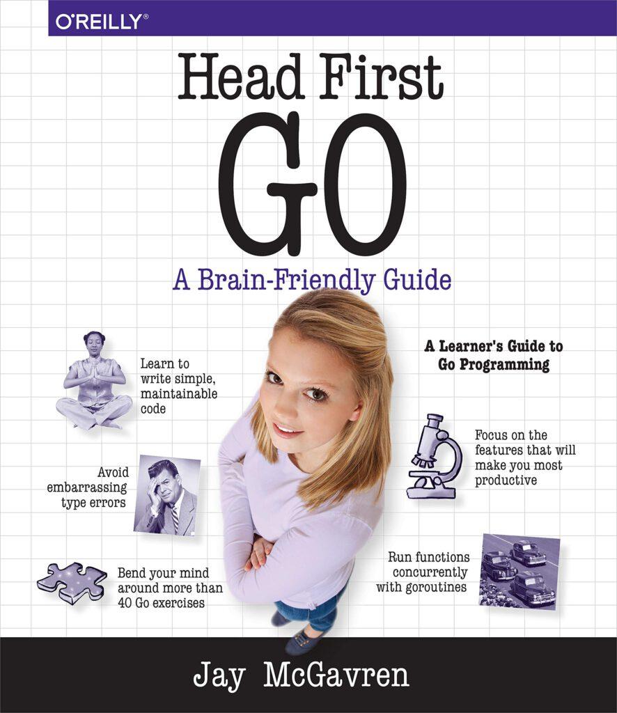 หนังสือ Head First Go
